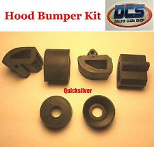 1970 Plymouth Valiant Duster 340 Hood Rubber Bumper Kit New MoPar