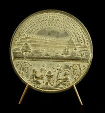Medaille Crystal Palace Great Exhibition 1851 Queen Victoria Prince Albert Medal