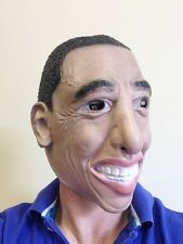FUNNY Barack Obama Presidente americano MASCHERA USA Fancy Dress Party maschere
