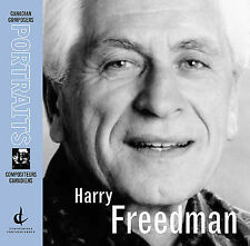 Canadian Composers Portrait: Harry Freedman, New Music