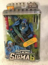 "GI JOE SIGMA 6 Six Soldier Class Cobra SKY BAT B.A.T. 8"" Figure NEW MOC Green"