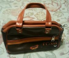 Retro ROXY 1990'S STYLE BOWLING BAG/LUGGAGE BAGUETTE