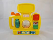 Playskool 1989 Pretend CAMERA Activity Toy