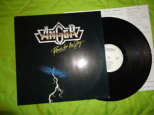 Anger-Reach For The Sky,Private Metal,NWOBHM,Europe,Gotham City,L.A,Heavy Load