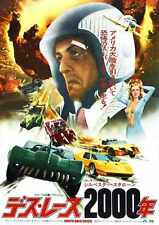 Death Race 2000 Poster 07 A4 10x8 Photo Print