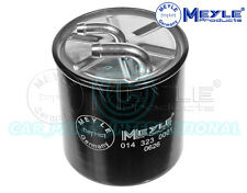 Meyle Fuel Filter, without water sensor connector 014 323 0001