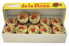 30 Pack De la Rosa Mazapan- Traditional Mexican Peanut Candy