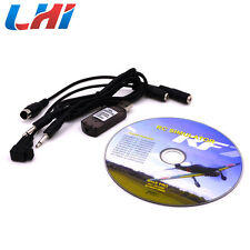 RC Simulator 22 in 1 USB Flight Simulator Cable for Realflight G7 / G6 G5.5 G5