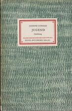 IB 511(1A) - Joseph Conrad: Jugend  1955