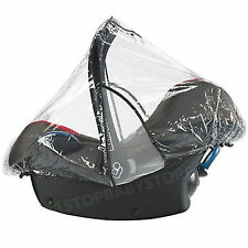 NEW TOP QUALITY CAR SEAT RAIN COVER FOR BABYSTYLE OYSTER CARSEAT RAINCOVER CHEAP
