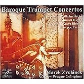 Zvolanek; New Prague Collegium-Baroque Trumpet Concertos  (US IMPORT)  CD NEW