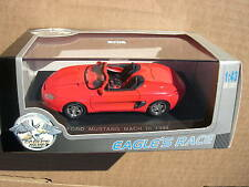 EAGLE RACE 1/43 FORD MUSTANG MACH III ROUGE 1994 JOUEF !!!