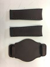 Corum Leather Strap With J Calf For Large Bubble Brown
