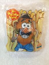 Disney Pixar - Toy Story - Mr. Potato Head - Plush - NEW MISB - Burger King 1999