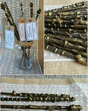 Harry Potter Style Wand Handmade Wedding Favours Children's Party. ollivander's