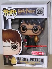 FUNKO POP HARRY POTTER HARRY POTTER #26 w/ GOLDEN EGG Target Exclusive IN STOCK