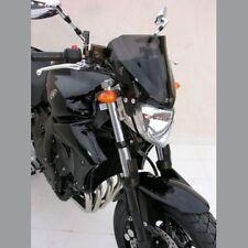 Pare Brise Bulle Saute Vent  ERMAX Yamaha FZ6 S2 2007/2011  ( 26 cm ) Coul: gris