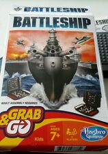 NEW! Battleship Grab and Go Game...Kids Toy Fun Games Childrens Play Toys