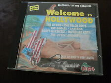 "CD ""WELCOME TO HOLLYWOOD - THE BEST OF ROCK'N SURF MUSIC"""