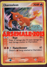CARTA POKEMON - CHARMELEON - RARA HOLO (EX CRYSTAL GUARDIANS) 29/100 MINT
