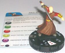 RA'S AL GHUL #022 The Dark Knight Rises DC HeroClix