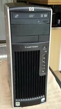 HP XW6600 workstation (240 GB, Intel Xeon Quad Core 2,5 Ghz 6GB)