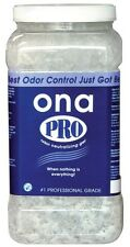 ONA Pro Gel JAR 1 Gallon gal 4 Liter - odor stop control neutralizer