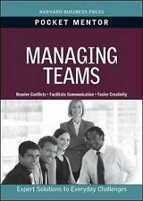 Managing Teams: Expert Solutions to Everyday Challenges by Harvard Business...