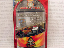 HW WORLD RACE HIGHWAY 35 1/4 MILE COUPE NITROX SCORCHERS HOT WHEELS