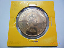Jersey 1/12 Shilling 1966 - PROOF