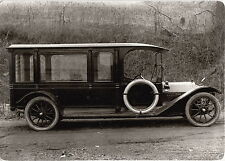 EARLY FUNERAL HEARSE ~ c. - 1920