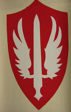 US Army Decal Helmet  SCARWAF-Special Category Army with Air Force (Korea)