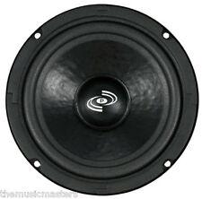 "Single 5"" inch 8 ohm Premium Home Midbass Woofer Replacement Speaker Custom Box"
