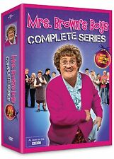 Mrs Brown's Boys Complete Series DVD Set TV Show Browns Season Collection Comedy
