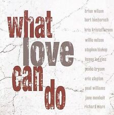 What Love Can Do, Various Artists, , Excellent