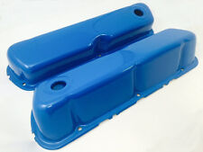 Ford Valve Covers Blue SB 1962-1985 260 289 302 351W Mustang 5.0L SBF OEM NEW