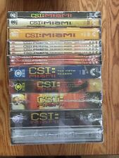 CSI: MIAMI - The Complete Series DVD Collection BRAND NEW, Sealed