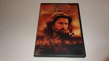 DVD  Last Samurai (2 DVDs) In der Hauptrolle Timothy Spall, Ken Watanabe