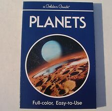 PLANETS by Mark Chartrand - Solar System As Seen By VOYAGER A Golden Guide - NEW