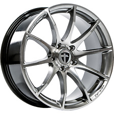 "4x Tomason TN1 8,5x18"" 5x108 ET40 ML72,6 Hyperblack polished Ford Jaguar Volvo"