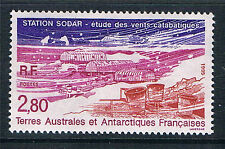 French Antarctic/TAAF 1995 SODAR Station SG 338 MNH
