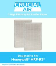 2PK Honeywell HRF-R2 Air Purifier Filters Fit HPA-090, HPA-100, HPA200 & HPA300