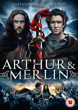ARTHUR AND MERLIN         BRAND NEW SEALED GENUINE UK DVD