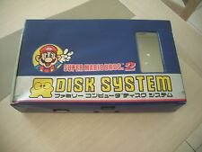 >> SUPER MARIO BROS 2 NES FAMICOM DISK SYSTEM JAPAN IMPORT CARRYING CASE! <<