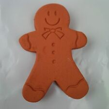 MRS GINGERBREAD GIRL THE ORIGINAL BROWN SUGAR BEAR CAKES COOKIES DRIED FRUITS