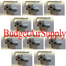 Lot of 10pcs BPV-31 3in1  Line Tap Access Piercing Valve AC Service 1/4 SAE