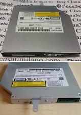 uj890 MASTERIZZATORE CD DVD sata per SONY VAIO PCG-71211M + adattatore aggancio