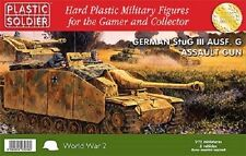 Plastic Soldier Company - World War 2 German Stug III Ausf. G Assault Gun (1/72)