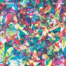 Caribou Our Love w/download 180g vinyl LP NEW sealed