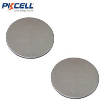 3x CR2325 BR2325 CR 2325 3V Silver Lithium Coins Cell Battery PKCELL CA Seller